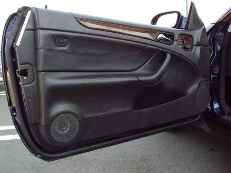 5326 - MB CLK-320 Cabriolet 1999  36.000km