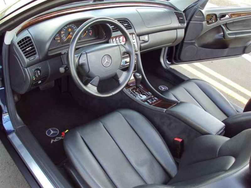 5327 - MB CLK-320 Cabriolet 1999  36.000km