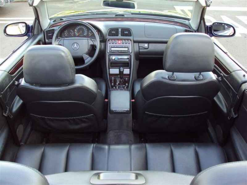 5331 - MB CLK-320 Cabriolet 1999  36.000km
