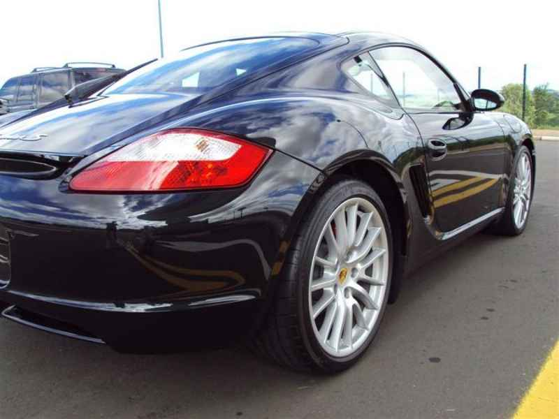 5452 - Cayman S 2008