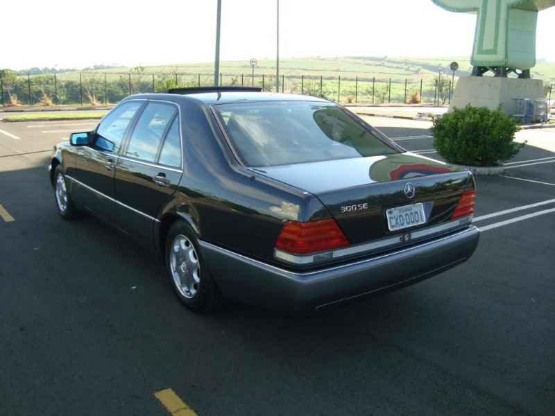 5513 - MB 300SE 1992 W140