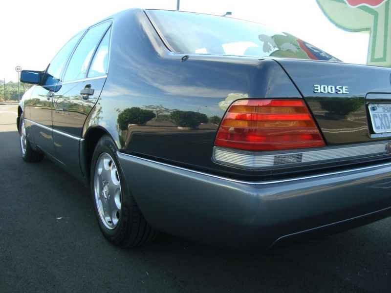 5519 - MB 300SE 1992 W140