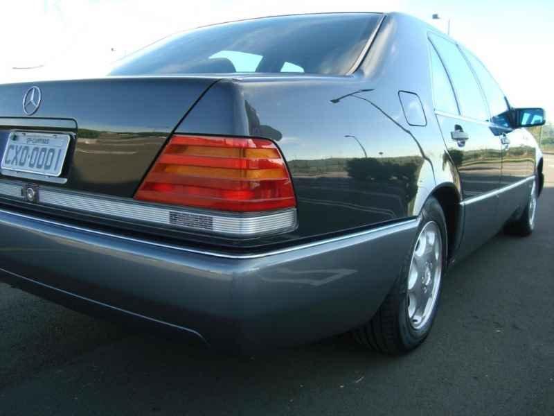 5520 - MB 300SE 1992 W140