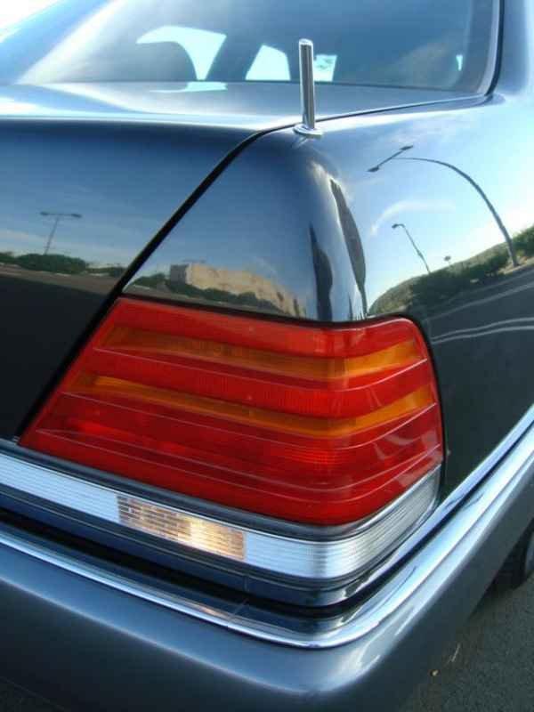 5522 - MB 300SE 1992 W140