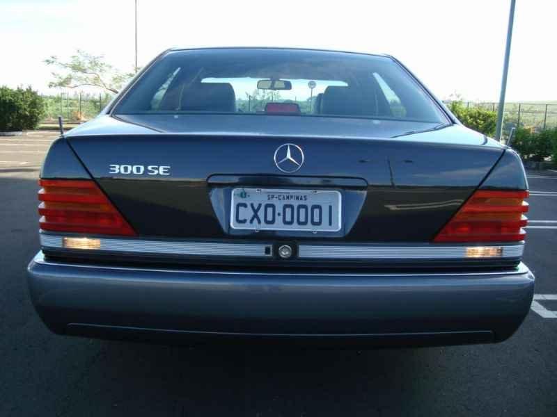 5524 - MB 300SE 1992 W140