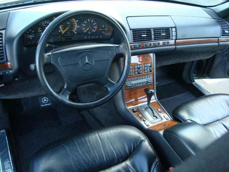 5536 - MB 300SE 1992 W140