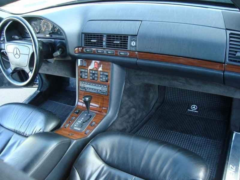 5537 - MB 300SE 1992 W140