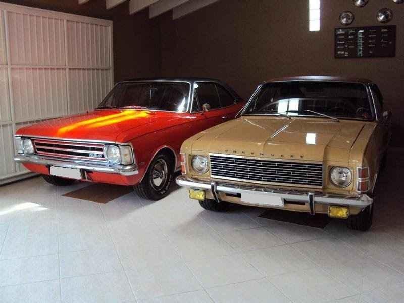 566 1 - Garagem Chevrolet