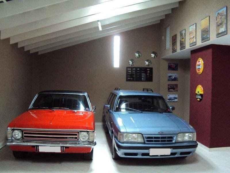 568 1 - Garagem Chevrolet