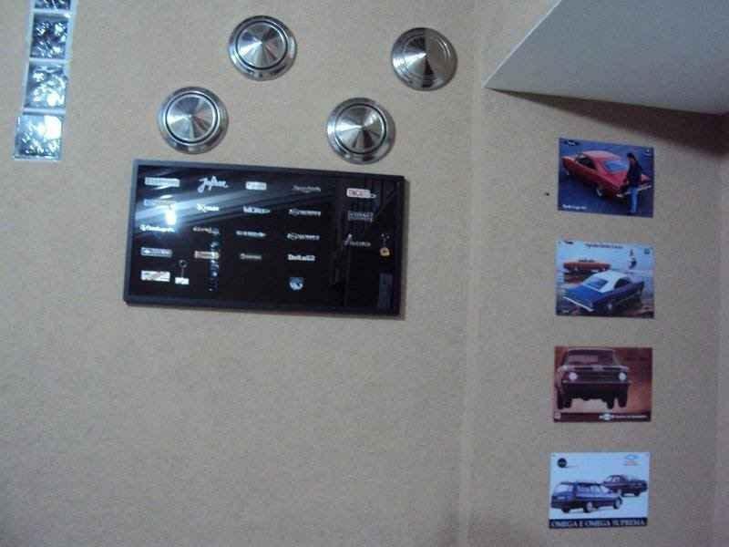 572 1 - Garagem Chevrolet