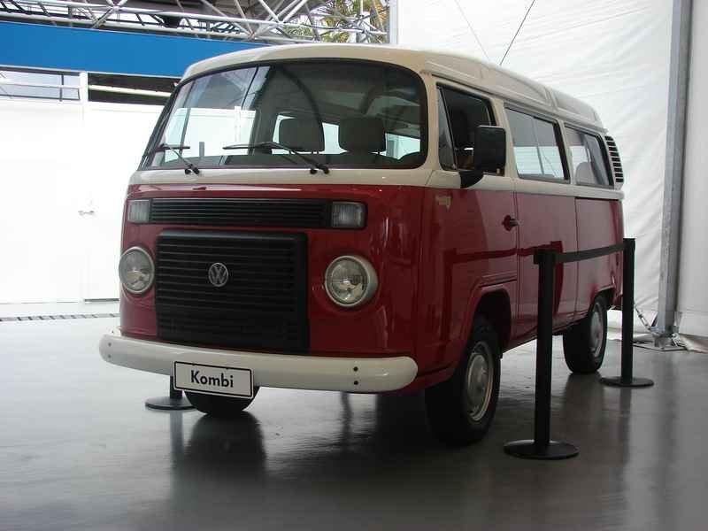 576 1 - Garagem da Fabrica VW