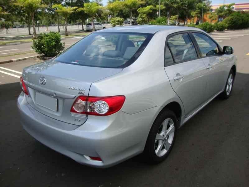 5761 - Corolla XEi 2012