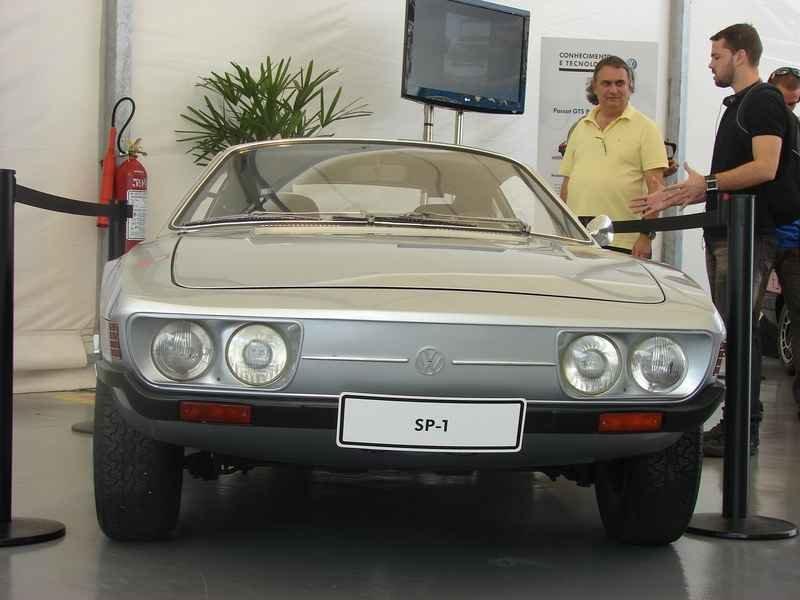580 1 - Garagem da Fabrica VW