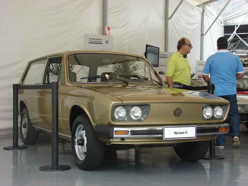 582 1 - Garagem da Fabrica VW