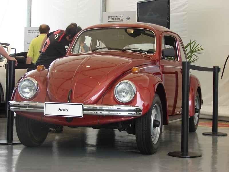 584 1 - Garagem da Fabrica VW