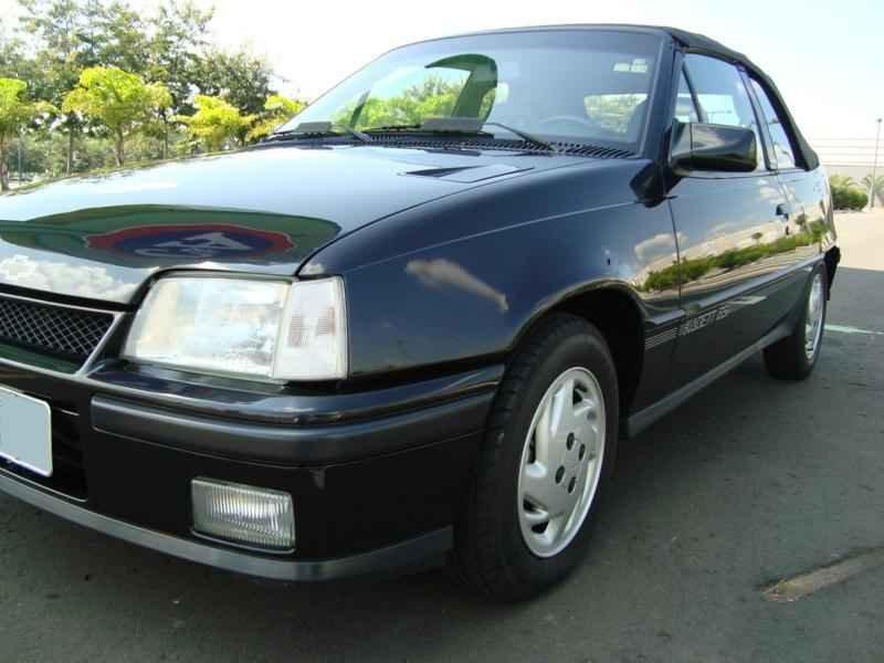 5999 - Kadett GSi 1992 6.800km