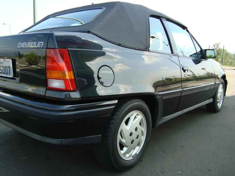 6001 - Kadett GSi 1992 6.800km