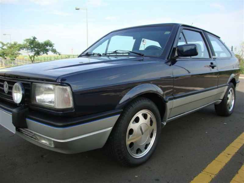 6166 1 - Gol GTi 1988/1989