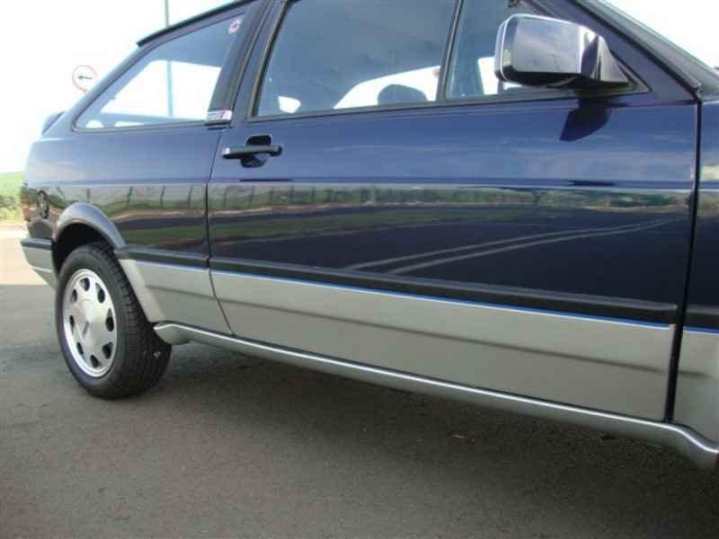 6169 - Gol GTi 1989