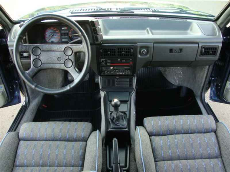 6183 - Gol GTi 1989
