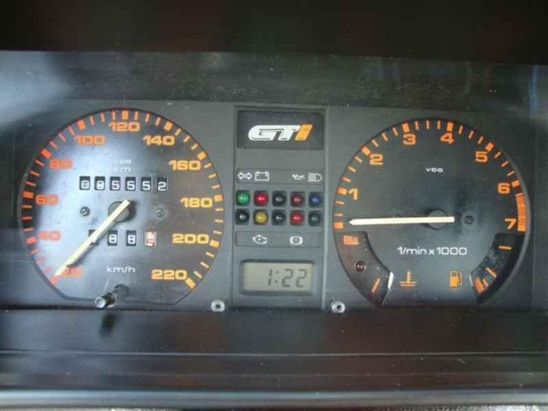 6185 - Gol GTi 1989