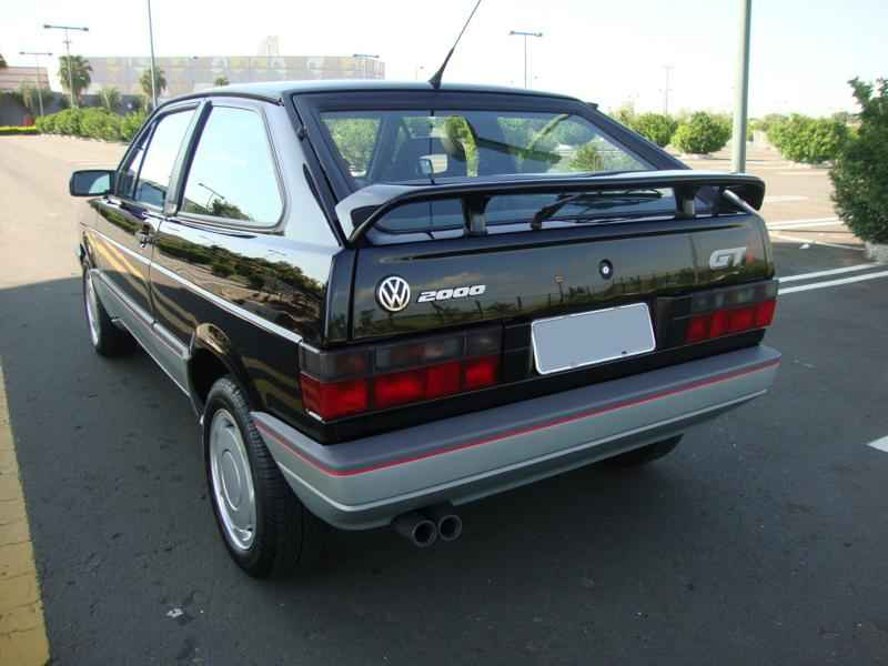 6205 - Gol GTi 1989