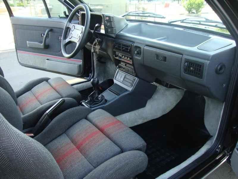 6226 - Gol GTi 1989