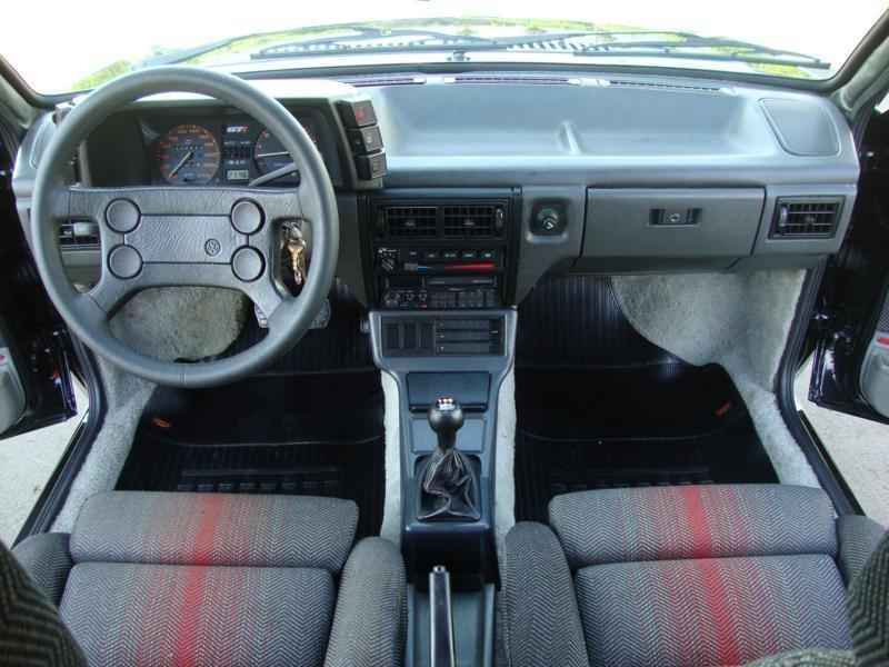 6233 - Gol GTi 1989