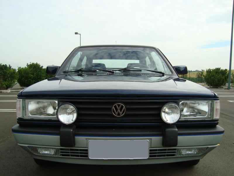 6257 1 - Gol GTi 1989/1989