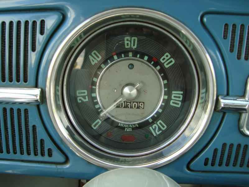 6452 - Fusca 1962 10.000km