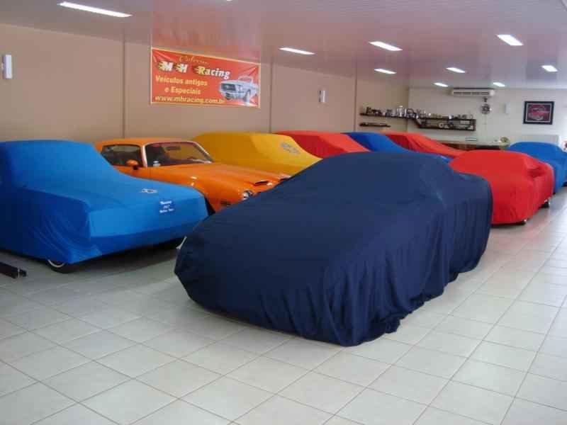 646 1 - Garagem Climatizada