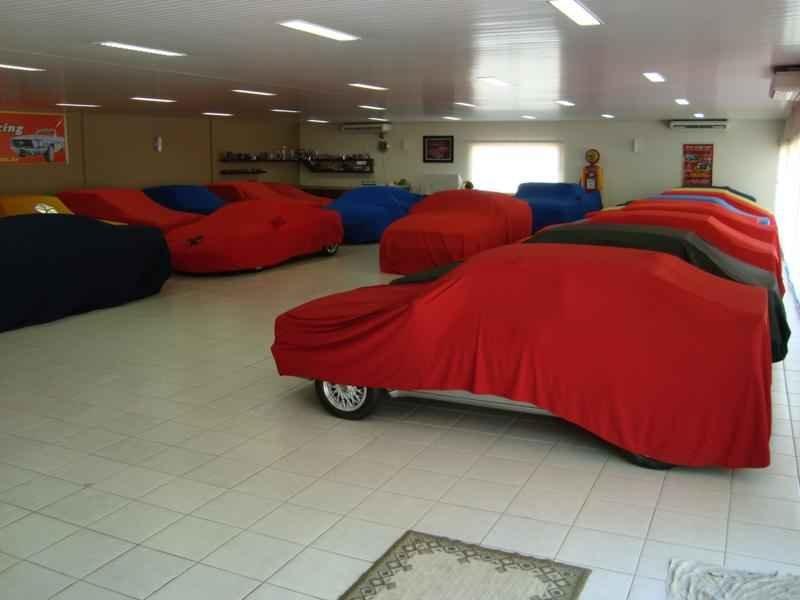 647 1 - Garagem Climatizada