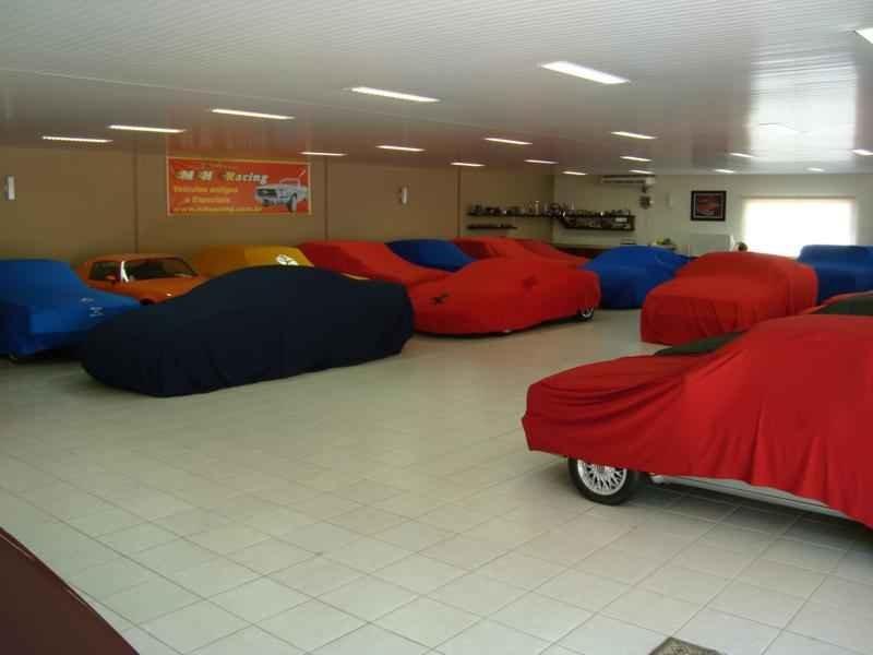 648 1 - Garagem Climatizada