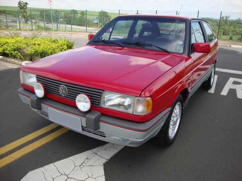 6514 - Gol GTi 1993