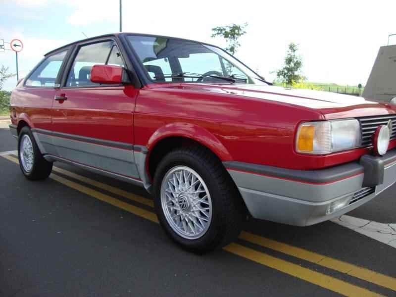 6521 - Gol GTi 1993