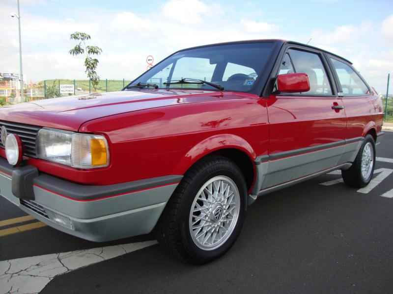 6522 - Gol GTi 1993
