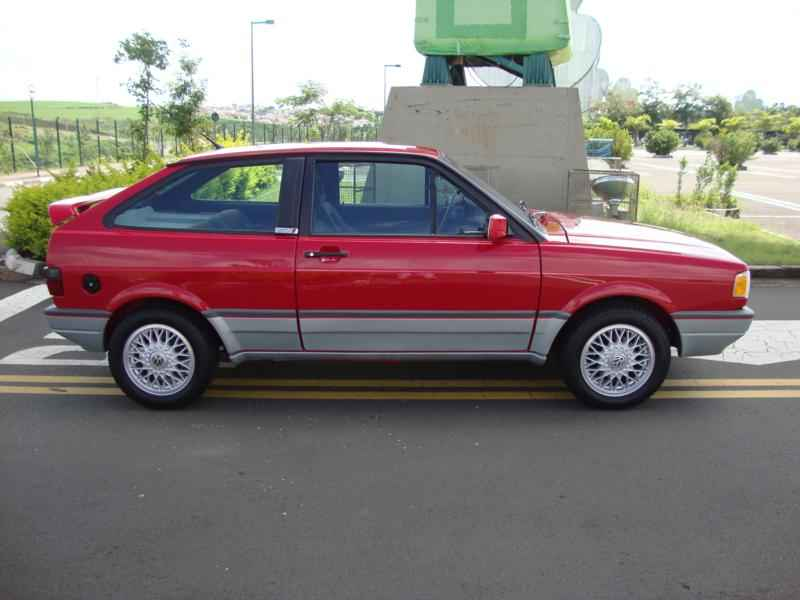 6529 - Gol GTi 1993