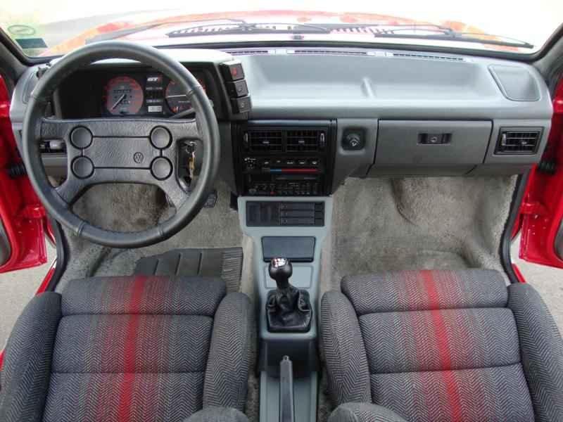 6545 - Gol GTi 1993
