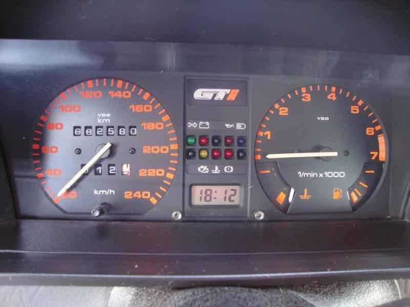 6546 - Gol GTi 1993