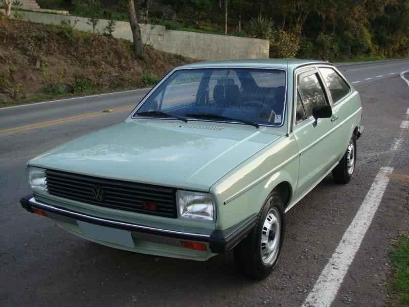6569 - Gol LS 1983