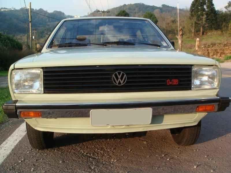 6572 - Gol LS 1983