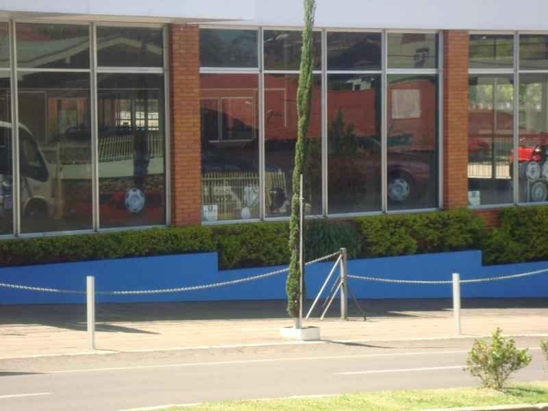 658 - Concessionária VW fechada 2004