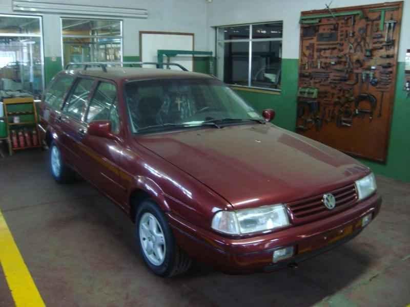 662 - Concessionária VW fechada 2004
