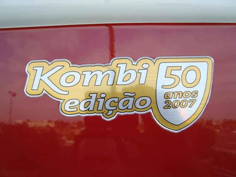 6869 - Kombi 50 Anos 2007