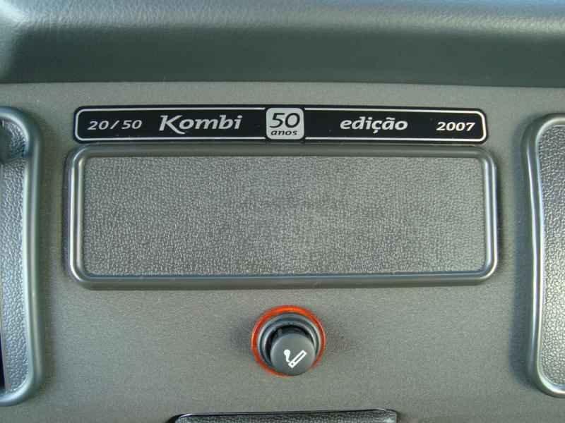 6870 - Kombi 50 Anos 2007