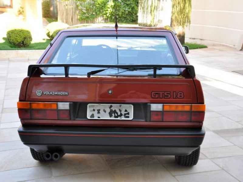 6965 - Gol GTS 1988  31.000km