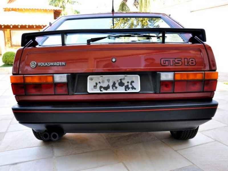 6966 - Gol GTS 1988  31.000km