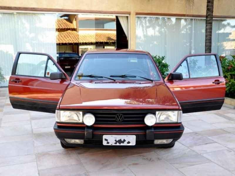 6967 - Gol GTS 1988  31.000km