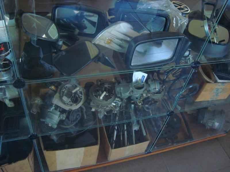 706 - Concessionária VW fechada 2004