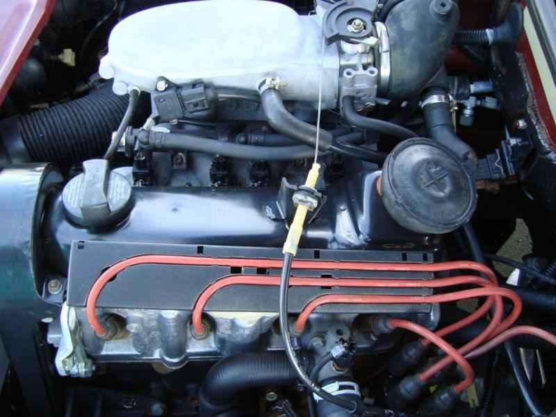 7074 - Gol TSi 2.0 1997